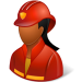 Occupations-Firefighter-Female-Dark-icon